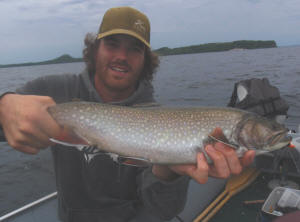 Lake Nipigon- Ontario's Best Kept Trout Secret!!