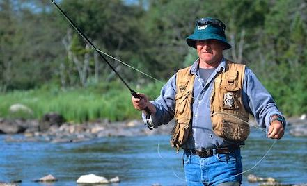 Choose A Trout Fly Fishing Rod By Action And Weight