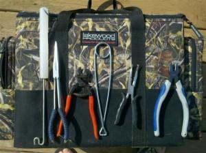 Muskie Release tools