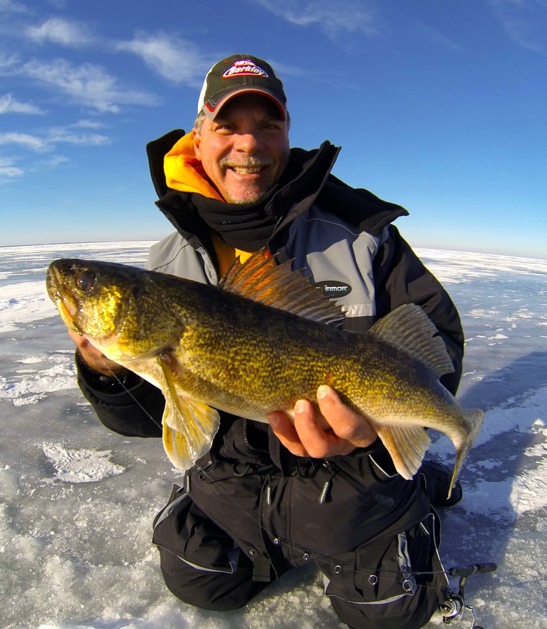 Double Your Ice Fishing Success!