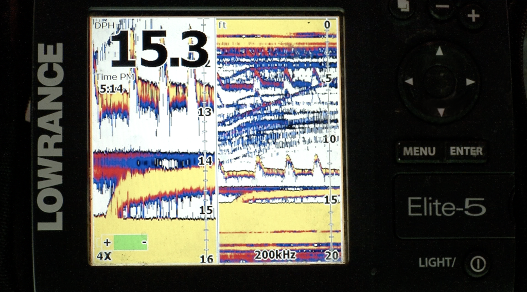 The Lowrance Elite family of fishfinders offers high-quality features at affordable prices. DownScan Imaging offers photo-like clarity when showing you what's beneath you, helping you to more easily identify fish and structures.