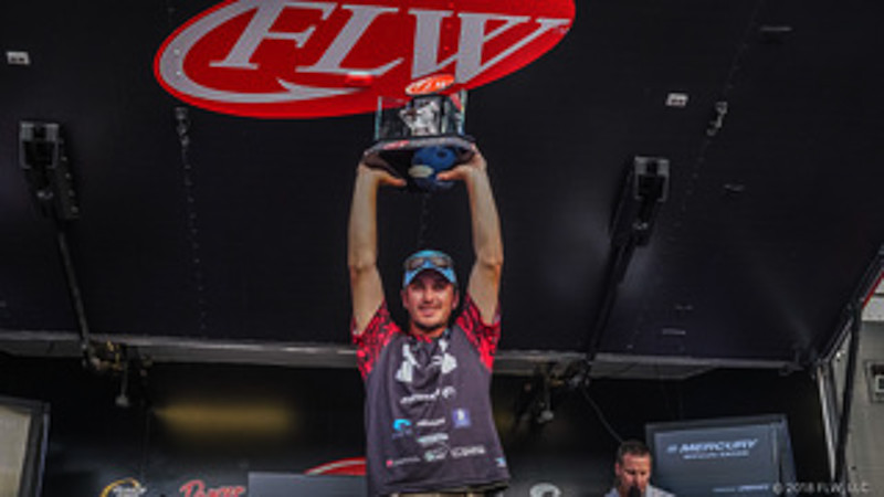 Canada's Johnston Wins FLW Tour at Harris Chain of Lakes