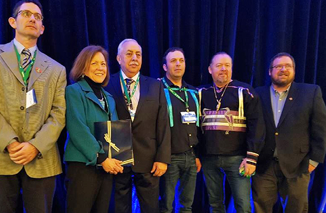 Gold for Nipissing First Nation fishery vision